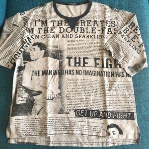 Dolce & Gabbana Boxy Men's T-Shirt